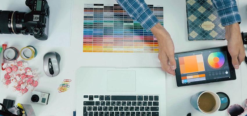 حرفه ای شدن در طراحی گرافیک