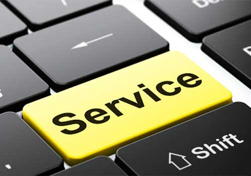 Image of services service