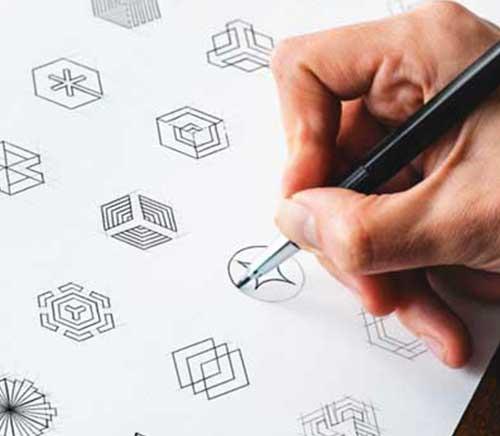 روانشناسی اشکال در طراحی لوگو