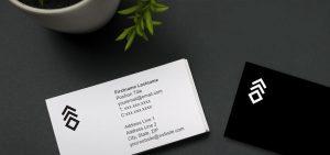 8 نکته برای طراحی اصولی کارت ویزیت