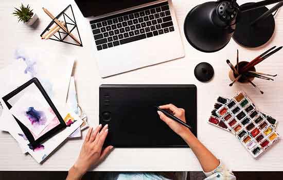 ارائه کلیه خدمات طراحی گرافیک بصورت آنلاین